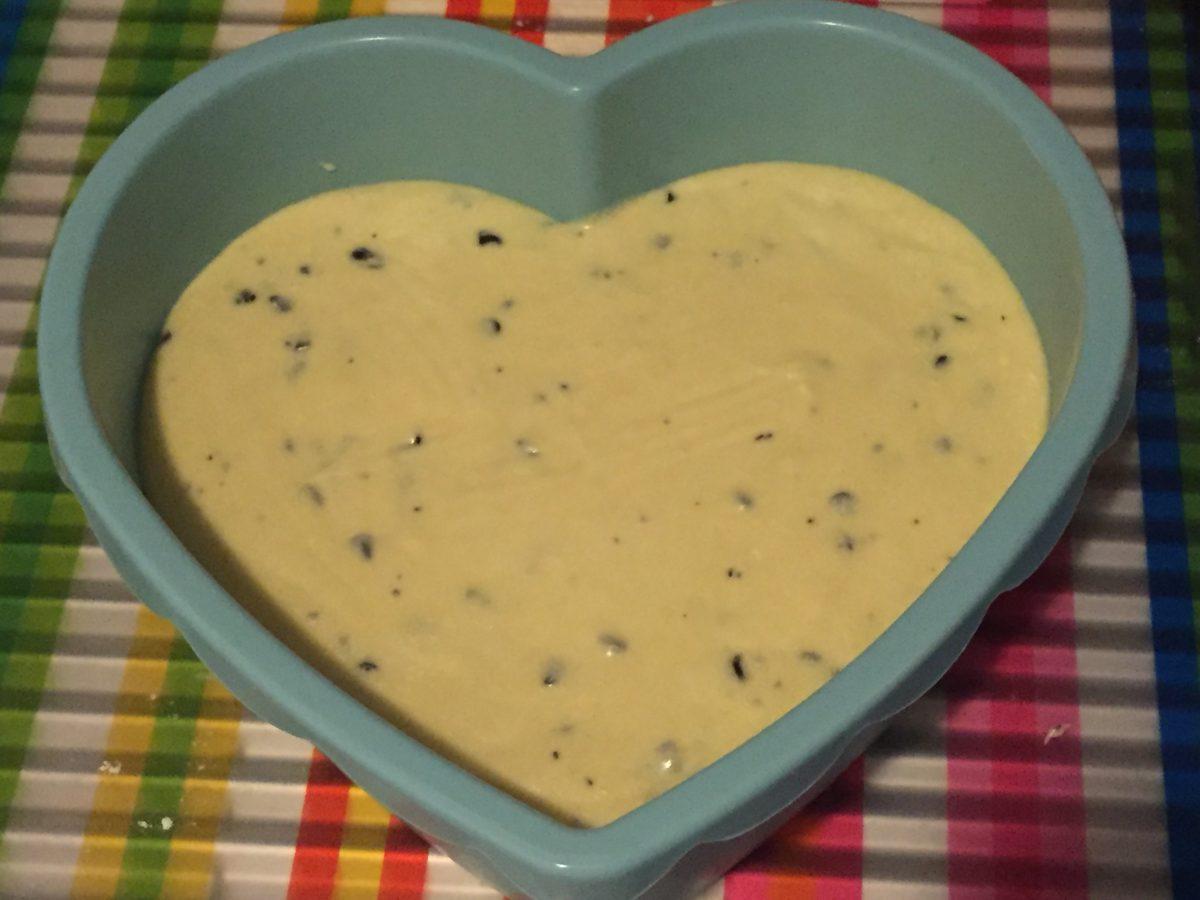 cuore di cioccolato fondente al peperoncino