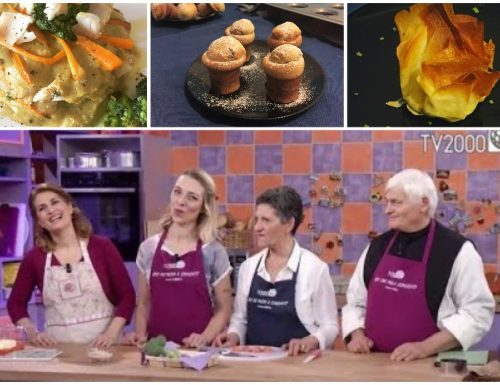 Acasadigery a Quel che passa il convento 3.04.19 : le ricette e il video della puntata.