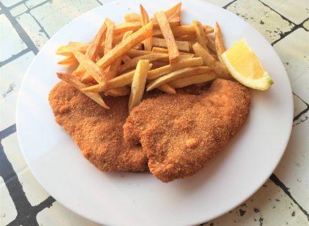 Cotoletta di pollo panatura perfetta