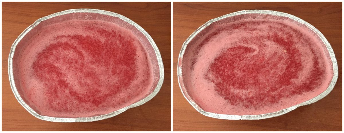 sorbetto all anguria fresco e dissetante senza gelatiera