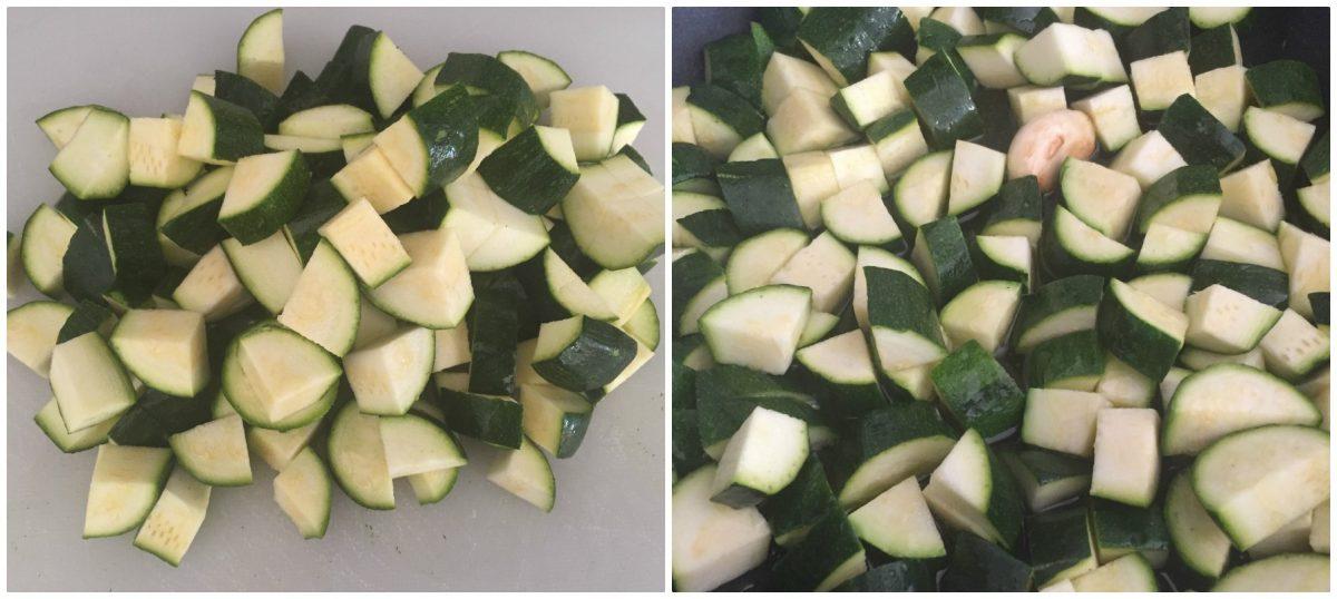 fusilli zucchine tonno pomodorini