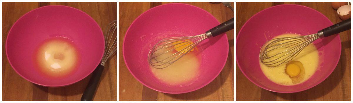 muffin gocce di cioccolato senza burro