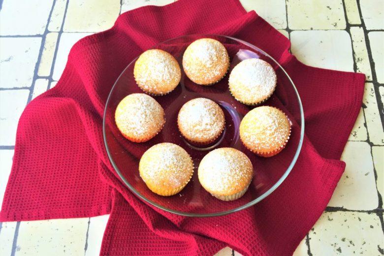 Sofficissimi muffin al latte..sono irresistibili!