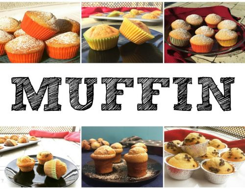 Voglia di muffin? Ce n'è per tutti i gusti..latte, frutta, cioccolato..