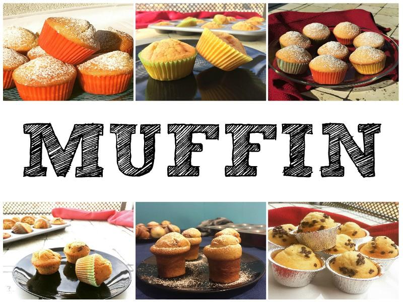 muffin tutti gusti