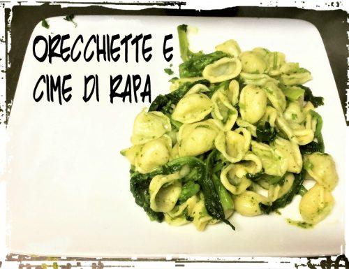 Orecchiette e cime di rapa. I sapori della Puglia a casa tua.