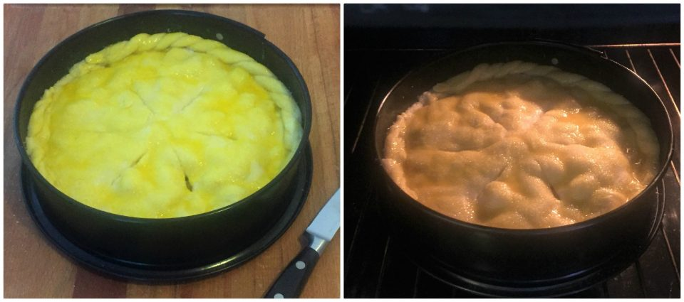 torta papera apple pie mele