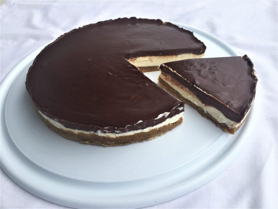 cheesecake panna mascarpone cioccolato