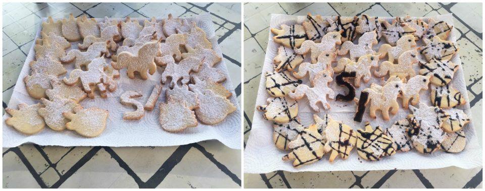 crostata nutella gocce cioccolato riciclo