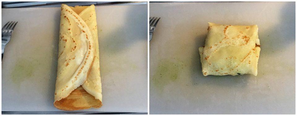 crespelle ripiene zucchine facile