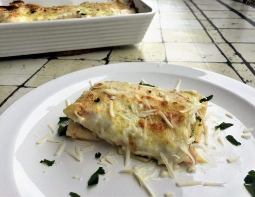 CRESPELLE CON LE ZUCCHINE – ricetta facile – crepes salate ripiene