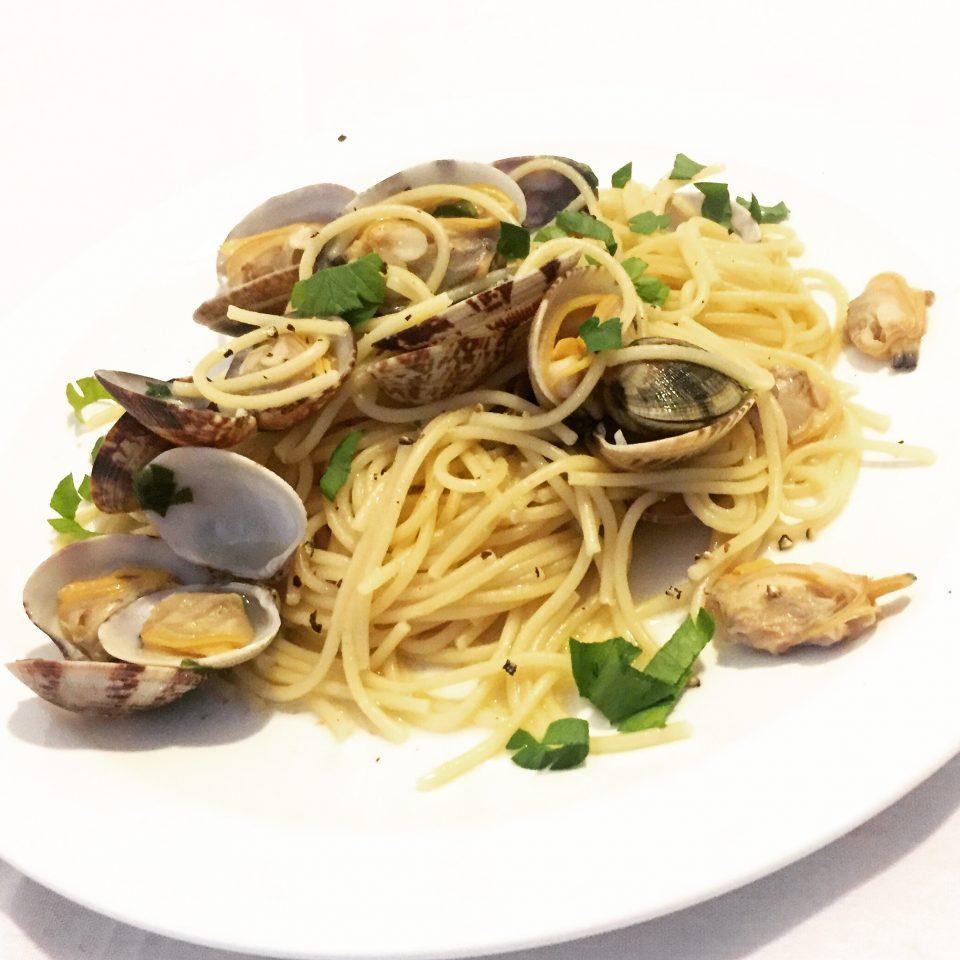 spaghetti vongole bianca ricetta sbagliare