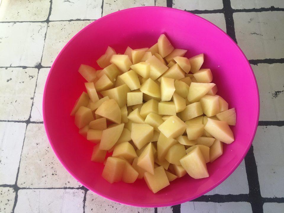 gateau patate ricetta facilissima