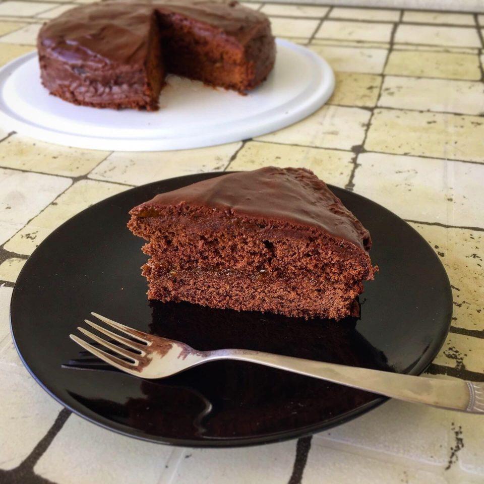 torta sacher ricetta casa