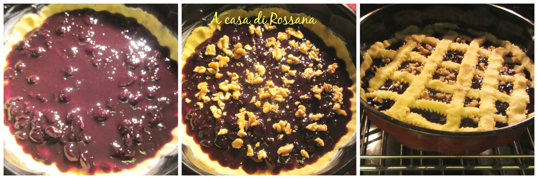 abbastanza Crostata alla mostarda di uva e noci   A casa di Rossana TW24