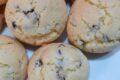 Biscotti veloci con gocce di cioccolato fondente