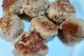 Polpette di carne morbidissime senza glutine