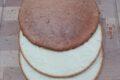 Pan di Spagna soffice e delicato