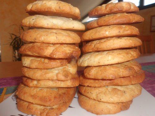 cookies al cioccolato bianco e nocciole