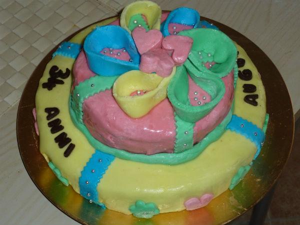 torta regalo in PDZ ok