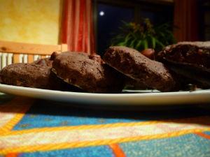 biscotti, cioccolato, vegan