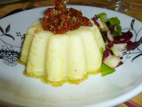 Tortino di patate al pesto filante 1