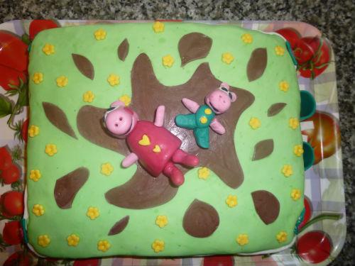 Torta Peppa Pig PDZ 1
