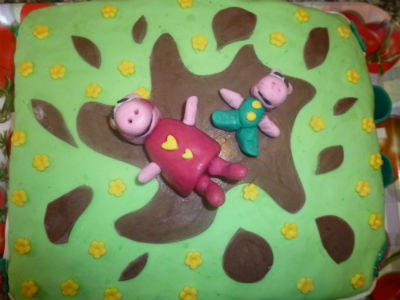 Torta Peppa Pig PDZ 5