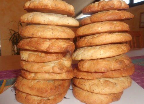 Cookies con cioccolato bianco e nocciole