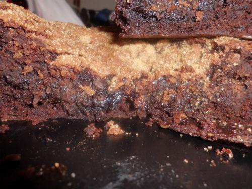 torta al cioccolato con 2.70 euro
