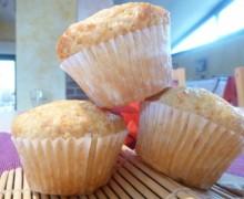 Muffins eco all'ex spremuta d'arancia