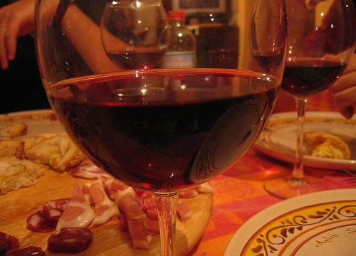 Teroldego Rotaliano, vino rosso trentino