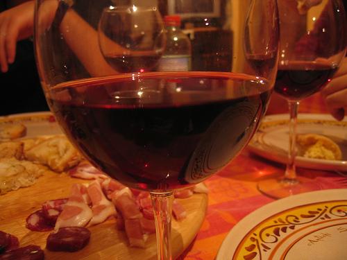 Teroldego Rotaliano, vino rosso