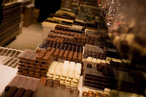 cioccolato, cioccolatini