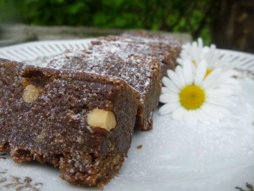 Mattonella al cioccolato e arachidi 2