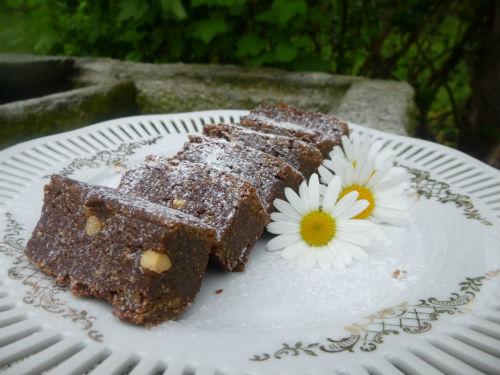 Mattonella al cioccolato e arachidi 3