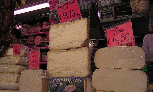 Castelmagno dop, formaggio d'eccellenza