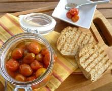 Conserva di pomodorini facilissima