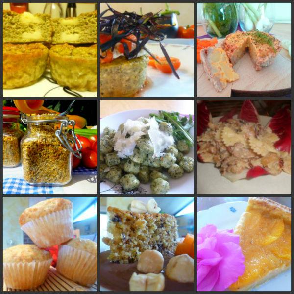 Cucina, ecosostenibile, collage
