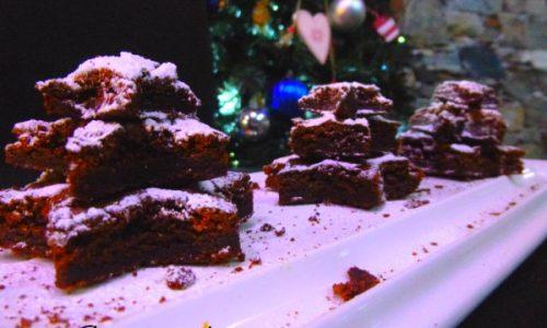 Brownies eco di Pandoro