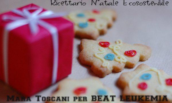 Natale ecosostenibile: il mio ricettario per la Onlus Beat Leukemia