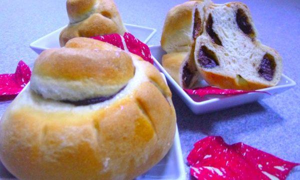 Pan brioche alla nutella (finta), ricetta vegan