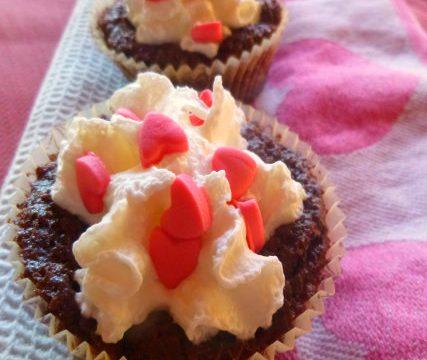 Cupcakes pere e cioccolato facilissimi