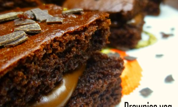 Brownies veg con similnutella, semplicissimi