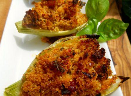 Finte capesante gratinate, ricetta vegan