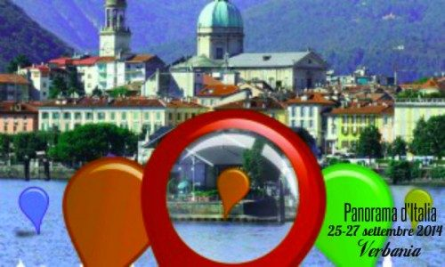Verbania in vetrina con Panorama d'Italia