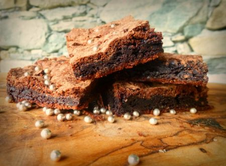 Brownies patate e cioccolato extrafondente