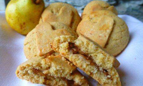 Biscotti cuor di pera