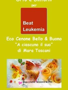 Eco Cenone per BEAT LEUKEMIA