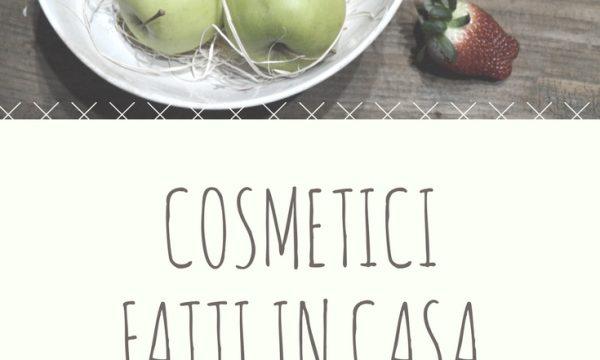 Cosmetici fatti in casa con il cibo | Cosmetici fai da te